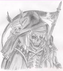 grim reaper by dray gon on deviantart