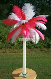 Ostrich Feathers For Centerpieces by Wholesale Mix Sorted Color Ostrich Feather Centerpieces Feather