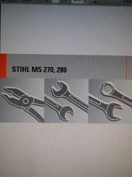 stihl ms460 ms460c chainsaw factory service manual 2005 2010