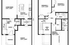 Sample Home Floor Plans Contemporary Two Story Home Floor Plans Floor Plan 2 Story House