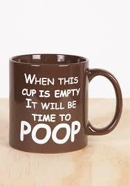 wicked fun mugs time to poop coffee mug wicked coffee and humor