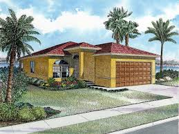 Adobe Style Home Cameron Hill Adobe Style Home Plan 106d 0027 House Plans And More
