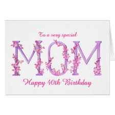 orchid mom greeting cards zazzle