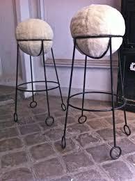 jean royere yo yo table jean royere documented set of 4 model yoyo bar stools