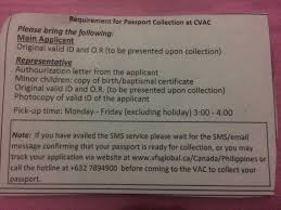 our canada dream diary cic passport submission