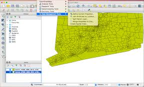 Pythons In Florida Map by Tutorial How To Merge Data From Two Different Maps Using Qgis