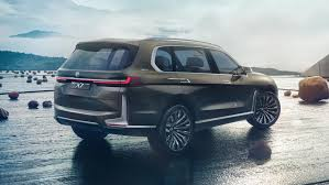 bmw minivan this is the bmw x7 iperformance concept suv car news bbc
