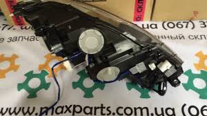 lexus usa ls460 фара основная левая lexus ls 460 usa оригинал 8118550311 81185