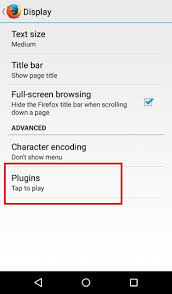 how to play flash on android how to enable flash player on android lollipop android guides