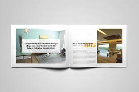 home design brand interior design brochure sles