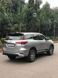 modified toyota modified all new toyota fortuner with body kit available