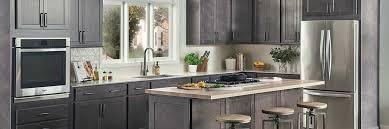 modern grey kitchen cabinets kitchen bath design silver creek cabinets