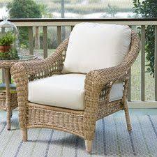 home loft concept darlington outdoor wicker chairs wayfair