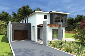 100 narrow lot modern house plans best 25 modern house