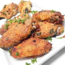 cuisiner des ailes de poulet ailes de poulet croustillantes cuites au four recettes