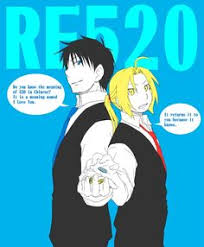 does roy mustang stay blind fma royxed by sbum102 them so much don t even care if if