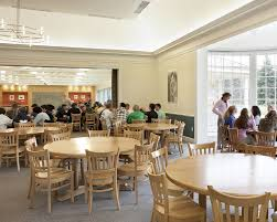 weld dining hall arc