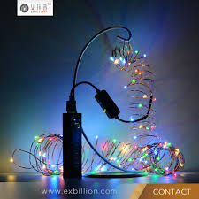 amber mini led christmas lights solar mini lights led string 2m battery operated copper wirelight