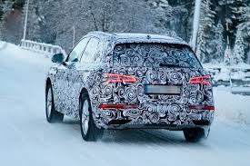 audi q5 facelift release date spyshots 2017 audi q5 undergoes winter testing shows led