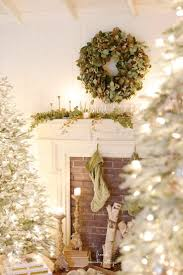 Homes Decorated 100 Best Christmas Decor Images On Pinterest Christmas Decor