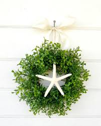 decor appealing artificial boxwood wreath for your doors decor