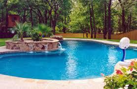 Backyard Swimming Pools Ft Worth Pool Builder Weatherford Pool Renovation Keller