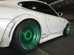 porsche widebody rear jt mode porsche 996 kamiwaza japan