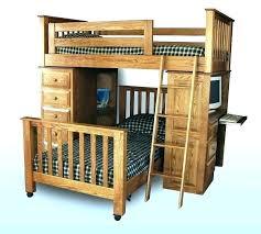Bunk Beds Australia Two Bunk Beds With Desk Bed And Dresser Wooden Loft Australia