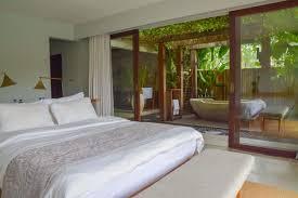 chambre bali villa lumia ubud bali accommodations bedrooms