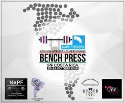 bench press competition results napf north american powerlifting federation