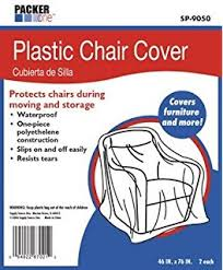 Plastic Patio Furniture Covers by Amazon Com Outdoor Vinyl Covers Patio Chair Covers Patio