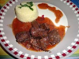 chevreuil cuisine recette de chevreuil en civet