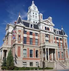 Napoleon Ohio Map henry county courthouse napoleon ohio architect david g u2026 flickr