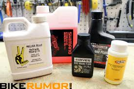 tech speak brake fluid break down u0026 implications for road disc