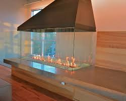 linear gas fireplaces acucraft