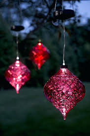 large bulbs ornaments outdoor large