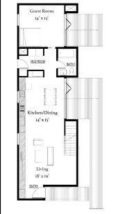 modern style house plan 2 beds 2 00 baths 2032 sq ft plan 497 53