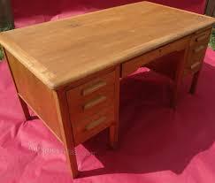 Office Desk Vintage Antiques Atlas Vintage Oak Office Desk
