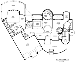 monolithic dome floor plans mediterranean plan 7 805 square feet 5 bedrooms 6 5 bathrooms