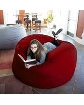 find the best christmas savings on napolis red bean bag chair