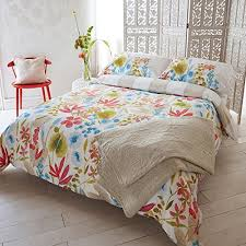 Harlequin Duvet Covers Harlequin Bedding Nalina Double Duvet Cover Floral Amazon Co Uk