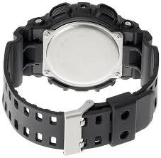 amazon com g shock ana digi world time black dial men u0027s watch