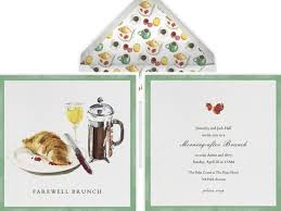 after wedding brunch invitation our favorite post wedding brunch invitations