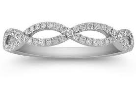 wedding bands in diamond wedding band in white gold