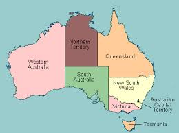 territories of australia map test your geography knowledge australia states and territories