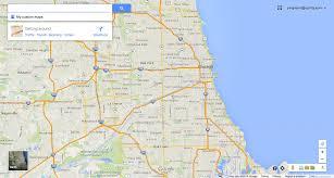 Chicago Marathon Map Popular 164 List Google Maps Chicago