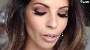 brown smokey eye makeup tutorial makeup tutorial for brown eyes