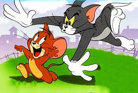 tom jerry jerry run eat cheese messy jerry cartoon