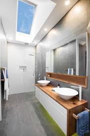 make your bathroom brighter with a velux skylight vsky