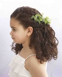 bridal hairstyle images flower hairstyles that are cute and comfy martha stewart